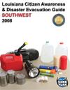 Southwest Louisiana Hurricane Evacuation Guide